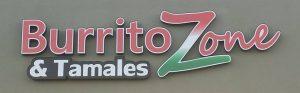 Burrito Zone logo